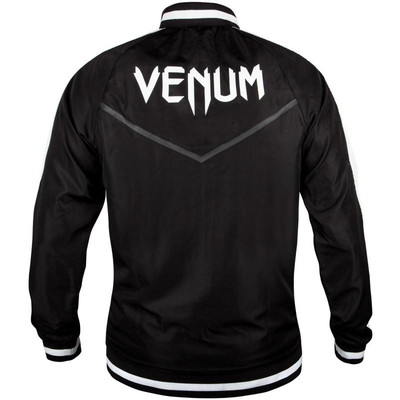 Олімпійка VENUM CLUB TRACK JACKET BLACK (01474) фото 2
