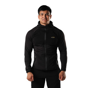 Худі Berserk Fit black