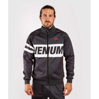 Свитшот Venum Bandit Sweatshirt Black/Grey (01964) фото 1