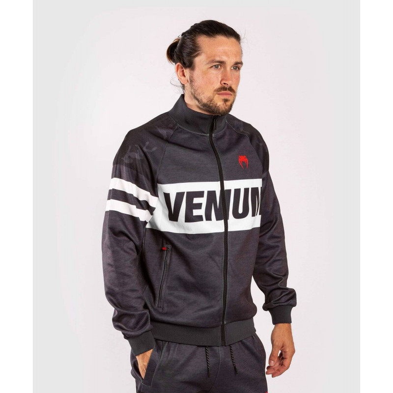 Свитшот Venum Bandit Sweatshirt Black/Grey (01964) фото 3