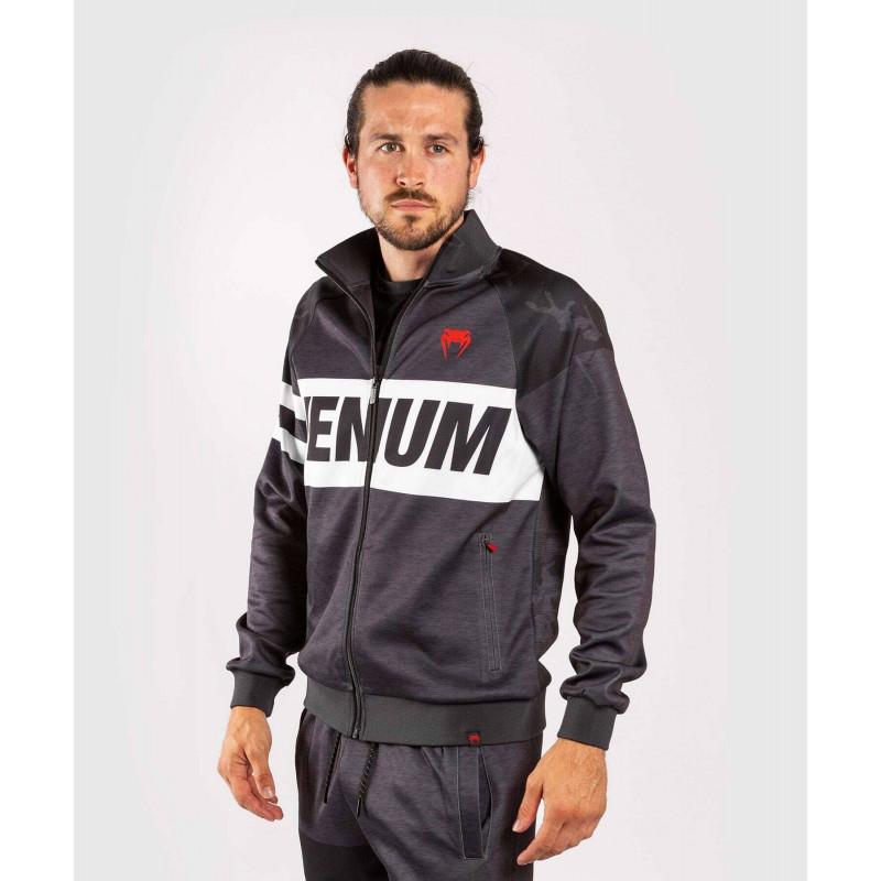 Свитшот Venum Bandit Sweatshirt Black/Grey (01964) фото 4