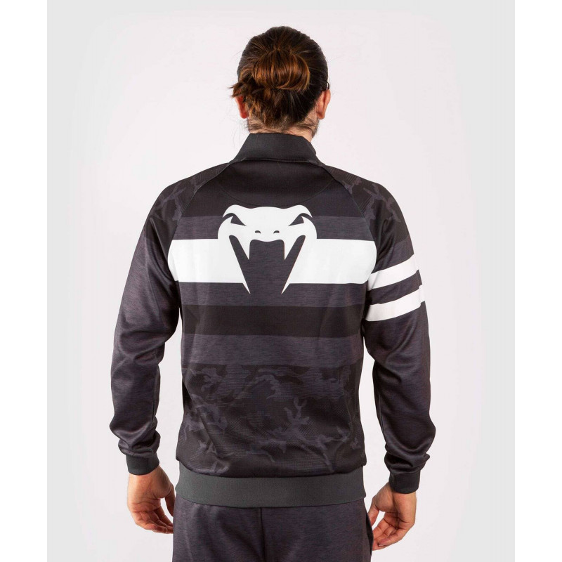 Свитшот Venum Bandit Sweatshirt Black/Grey (01964) фото 2