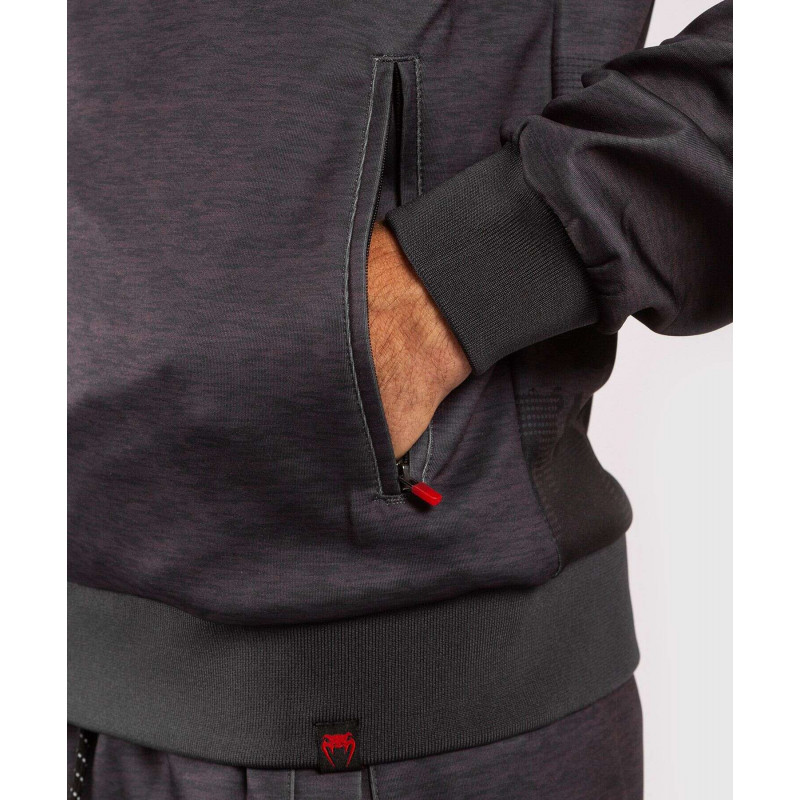 Свитшот Venum Bandit Sweatshirt Black/Grey (01964) фото 7