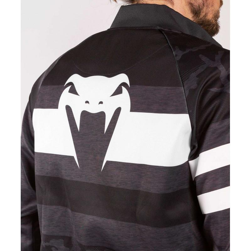 Свитшот Venum Bandit Sweatshirt Black/Grey (01964) фото 8