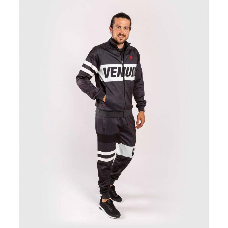 Свитшот Venum Bandit Sweatshirt Black/Grey (01964) фото 9