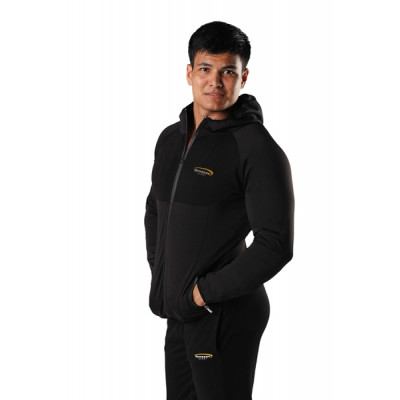 Худі Berserk Fit black (01256) фото 4