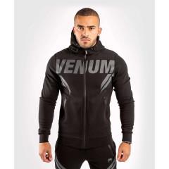 Толстовка Venum ONE FC Impact Hoodie Black/Black