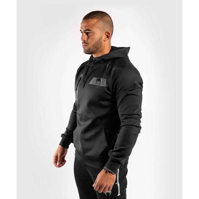 Толстовка Venum Trooper Sweatshirt Black (02071) фото 3