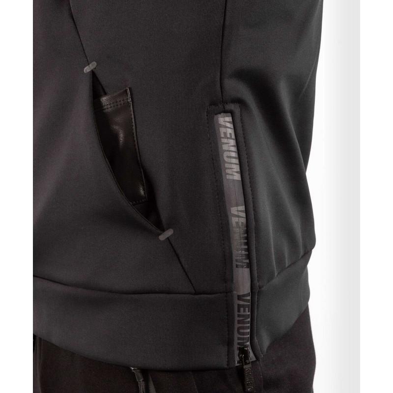 Толстовка Venum Trooper Sweatshirt Black (02071) фото 6
