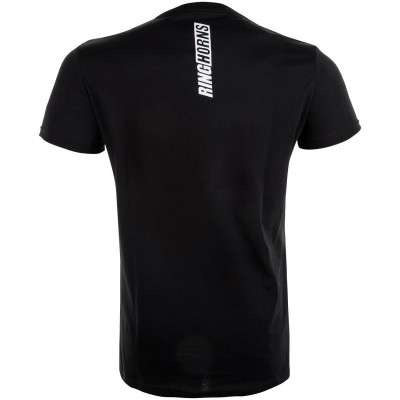 Футболка Ringhorns T-shirt Charger Black (01697) фото 2