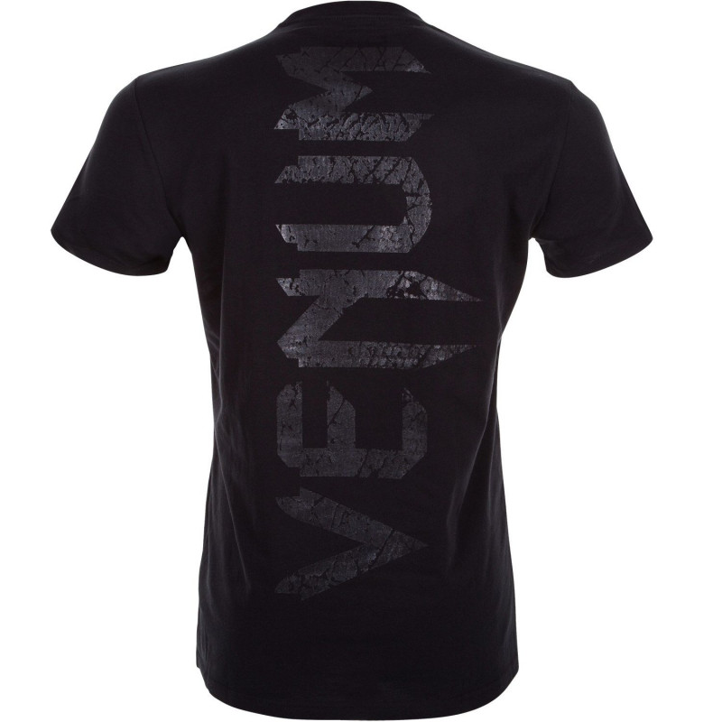 Футболка Venum Giant T-shirt Matte/Black (01717) фото 2