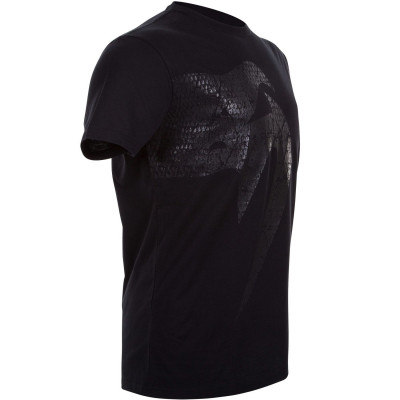 Футболка Venum Giant T-shirt Matte/Black (01717) фото 3