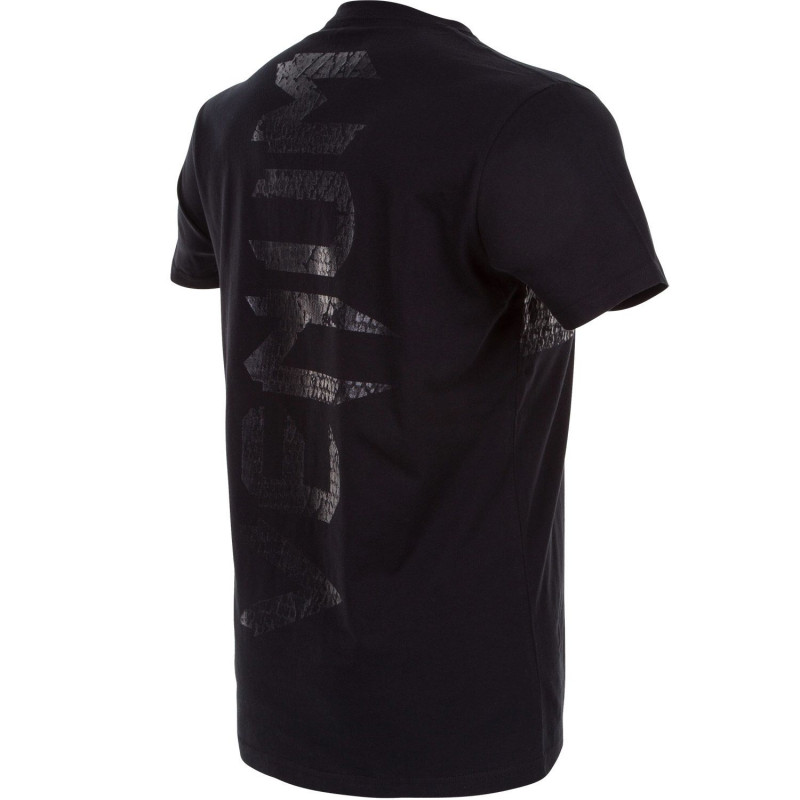 Футболка Venum Giant T-shirt Matte/Black (01717) фото 6
