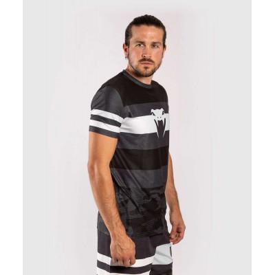Футболка Venum Bandit Dry Tech чорна/сіра (01965) фото 4