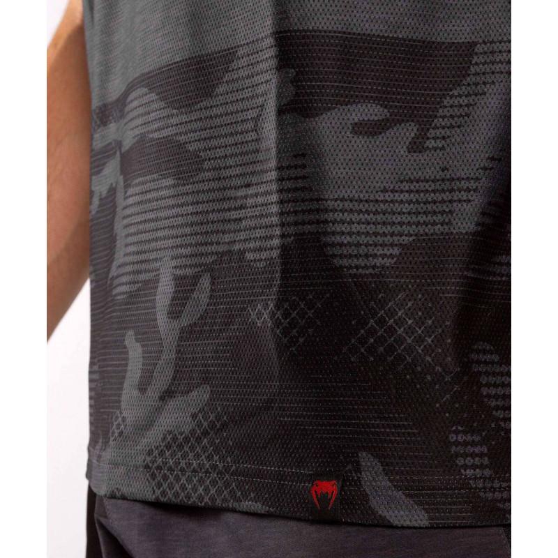 Футболка Venum Bandit Dry Tech чорна/сіра (01965) фото 8