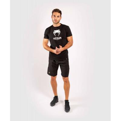 Футболка Venum Classic Tshirt Black (02133) фото 5