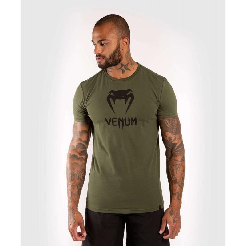Футболка Venum Classic Tshirt Khaki (02137) фото 1