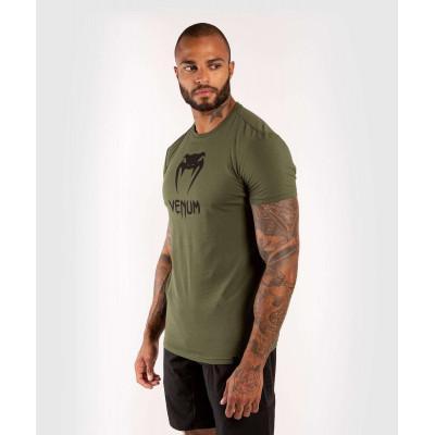 Футболка Venum Classic Tshirt Khaki (02137) фото 3
