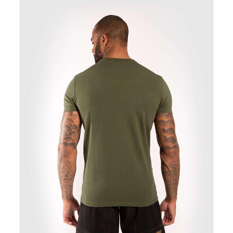 Футболка Venum Classic Tshirt Khaki (02137) фото 2