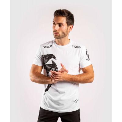Футболка Venum Giant Tshirt White (02134) фото 1