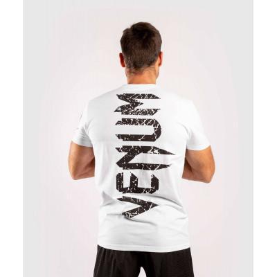 Футболка Venum Giant Tshirt White (02134) фото 2