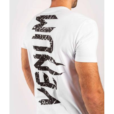 Футболка Venum Giant Tshirt White (02134) фото 5