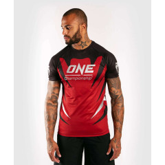 Футболка Venum ONE FC Dry Tech Красная
