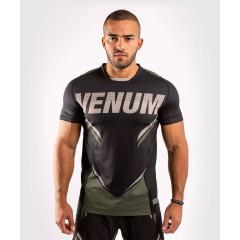 Футболка Venum ONE FC Impact Dry Tech Black/Khaki
