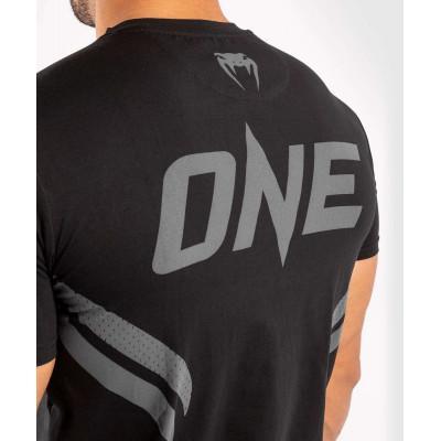 Футболка Venum ONE FC Impact T-shirt B/B (02028) фото 6