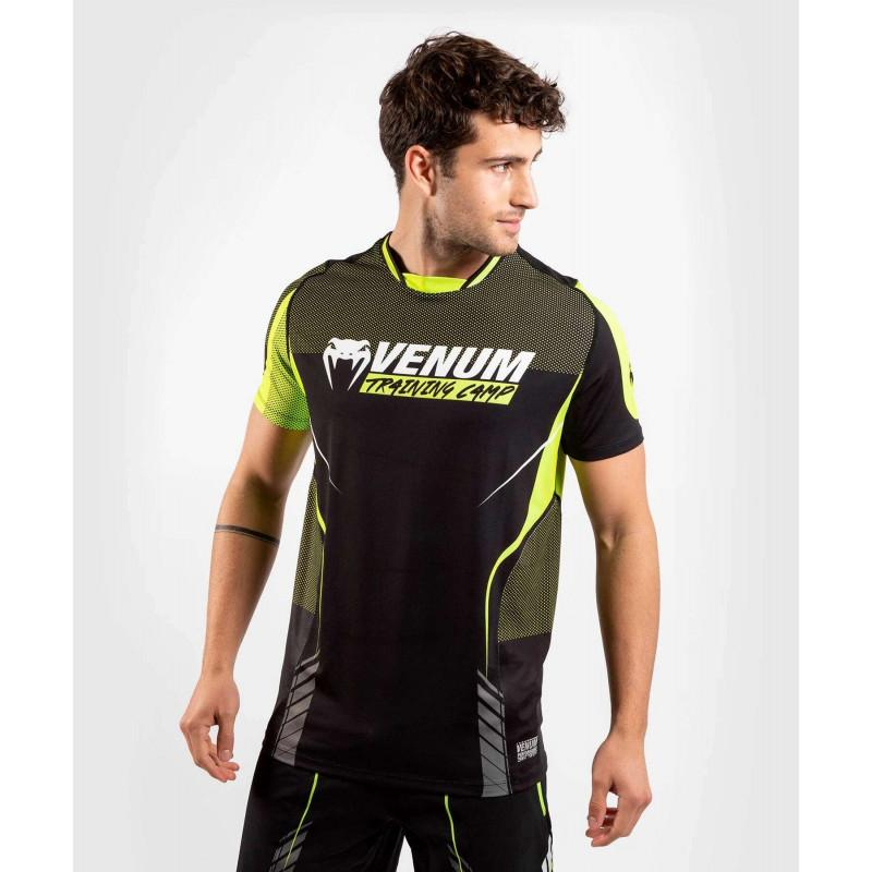 Футболка Venum Training Camp 3.0 Dry Tech T-shirt (02040) фото 4