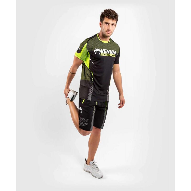 Футболка Venum Training Camp 3.0 Dry Tech T-shirt (02040) фото 8