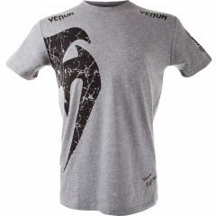 Футболка Venum Giant T-shirt Grey/Black