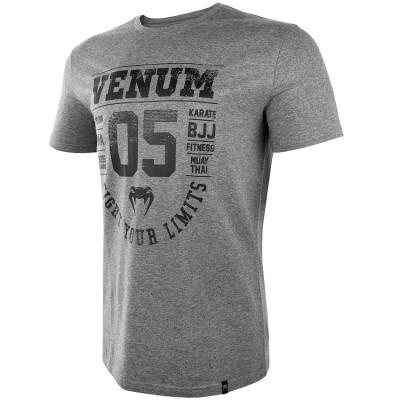 Футболка Venum Origins Футболка Heather Grey (01488) фото 3