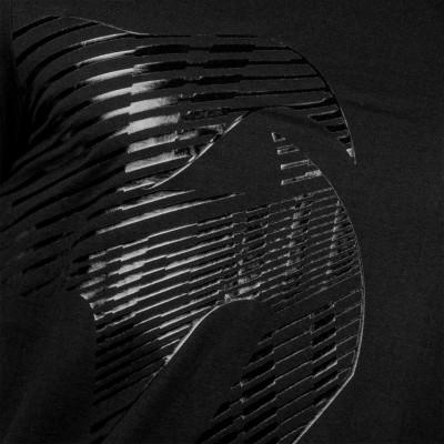 Футболка Venum Giant Plasma Чёрная (01833) фото 5