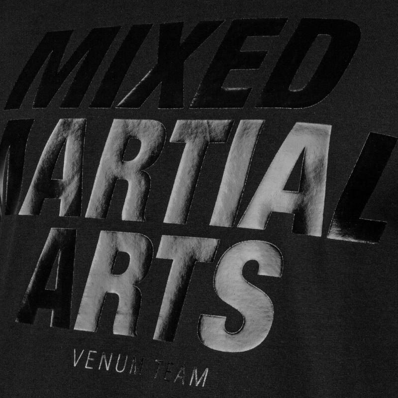 Футболка Venum MMA VT Черная (01832) фото 5