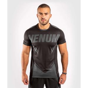 Футболка Venum ONE FC Impact Dry Tech Black/Black