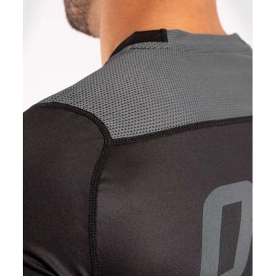 Футболка Venum ONE FC Impact Dry Tech Black/Black (02041) фото 6