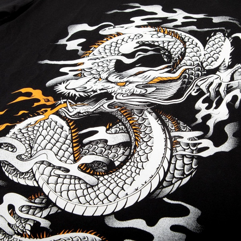 Футболка Venum Dragons Flight T-shirt (01335) фото 4