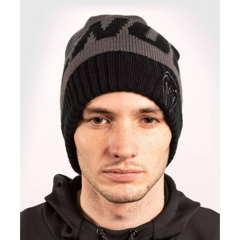 Шапка Venum Elite Beanie Grey/Black (02064) фото 3
