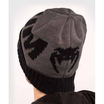 Шапка Venum Elite Beanie Grey/Black (02064) фото 2