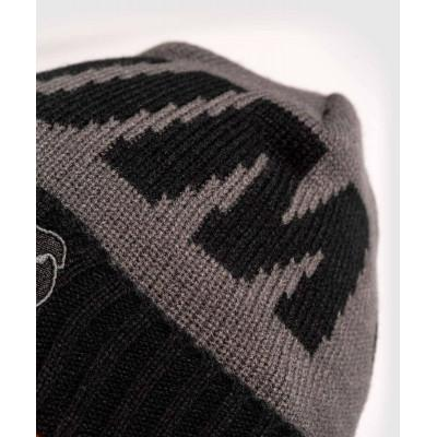 Шапка Venum Elite Beanie Grey/Black (02064) фото 5