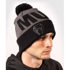 Шапка Venum Elite Beanie with pompom Grey/Black