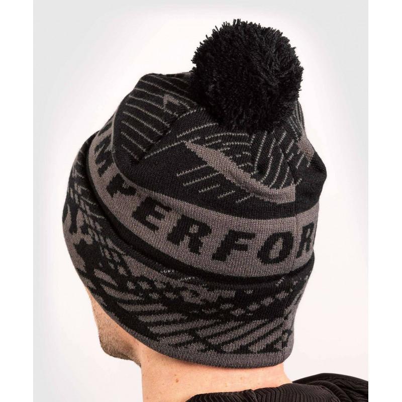 Шапка Venum Performance Beanie Grey/Black (02061) фото 2