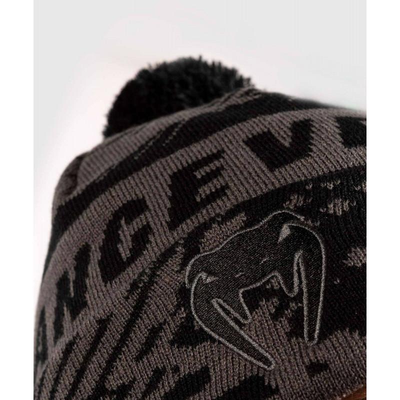 Шапка Venum Performance Beanie Grey/Black (02061) фото 4