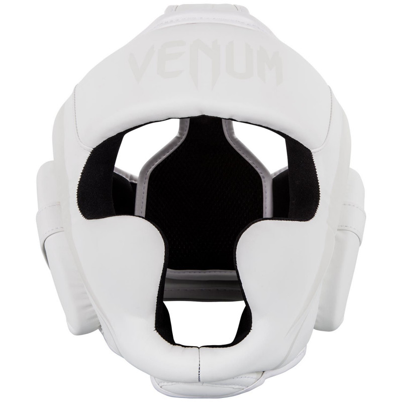 Шлем Venum Elite Headgear White/White Taille (01709) фото 3