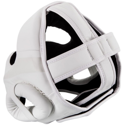 Шлем Venum Elite Headgear White/White Taille (01709) фото 2