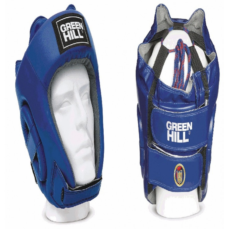 Шлем Green Hill UBF LOGO (01295) фото 1
