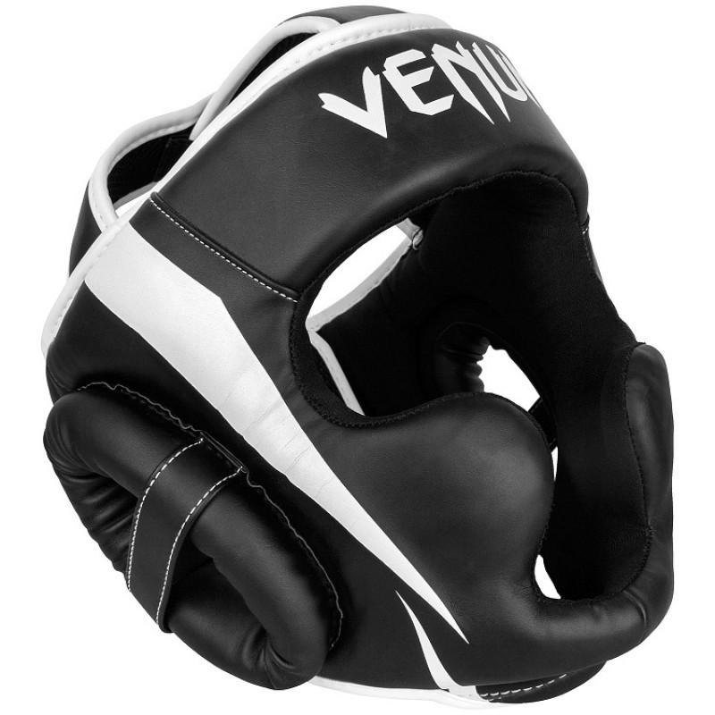 Шлем Venum Elite Headgear Black (01180) фото 1