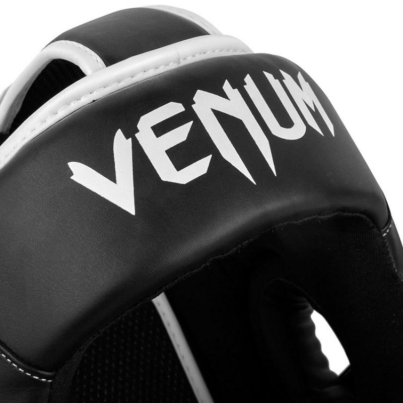 Шлем Venum Elite Headgear Black (01180) фото 3