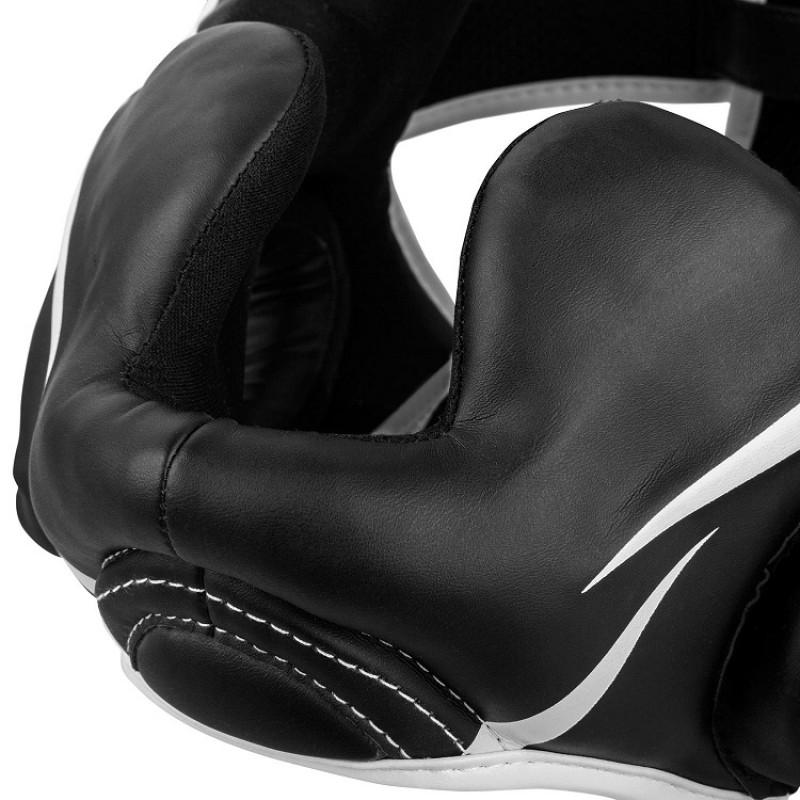 Шлем Venum Elite Headgear Black (01180) фото 4